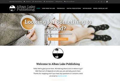 Alban Lake Publishing - www.albanlakepublishing.com