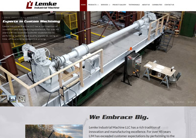 Lemke Industrial Machine - www.lemkeindustrial.com